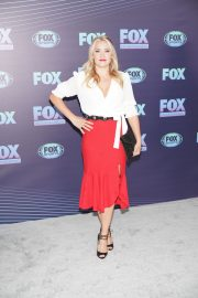 Emily Osment at Fox Upfront Presentation 2019 at Central Park Wollman Rink 2019/05/13 2