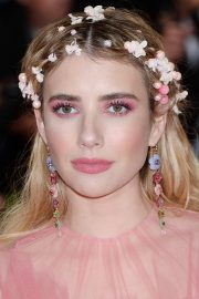 Emma Roberts at The 2019 Met Gala celebrating Camp: Notes on Fashion in New York City 2019/05/06 3