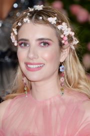 Emma Roberts at The 2019 Met Gala celebrating Camp: Notes on Fashion in New York City 2019/05/06 4