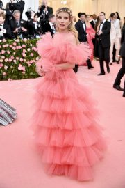 Emma Roberts at The 2019 Met Gala celebrating Camp: Notes on Fashion in New York City 2019/05/06 8