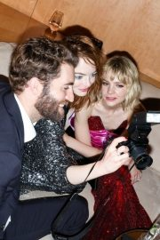 """Emma Stone at 2019 MET Gala """"Boom Boom After-Party"""" at the Standard Hotel in New York City 2019/05/06 1"""