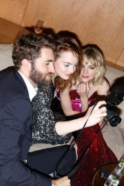 """Emma Stone at 2019 MET Gala """"Boom Boom After-Party"""" at the Standard Hotel in New York City 2019/05/06 2"""