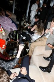 """Emma Stone at 2019 MET Gala """"Boom Boom After-Party"""" at the Standard Hotel in New York City 2019/05/06 3"""