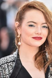 Emma Stone at The 2019 Met Gala Celebrating Camp: Notes on Fashion in New York 2019/05/06 6