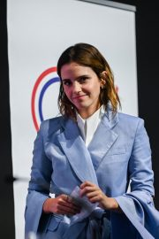Emma Watson attends a Conference About Gender Equality in Paris 2019/05/10 1