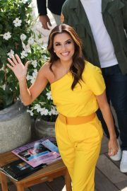 Eva Longoria in Yellow Outfit at 72nd Cannes Film Festival in Cannes 2019/05/15 3