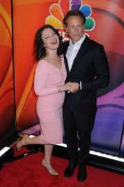 Fran Drescher and Steven Weber at NBCUniversal Upfront Presentation 2019/05/13 7