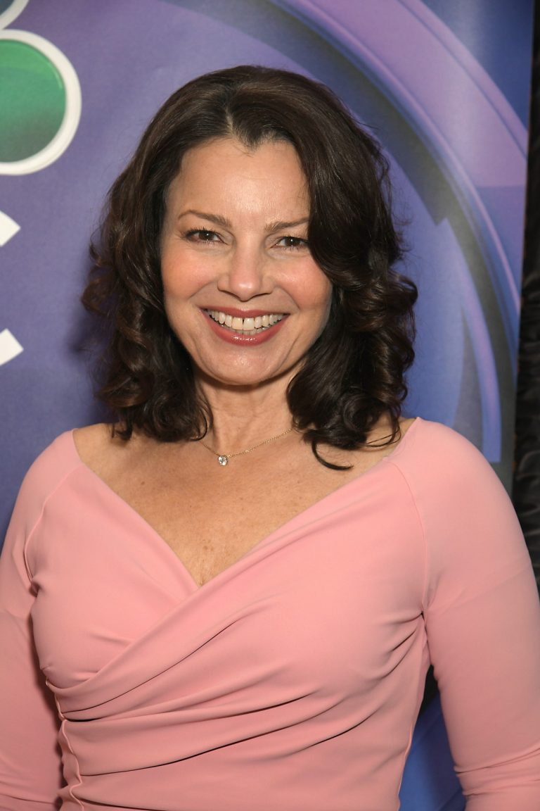 Fran Drescher at NBCUniversal Upfront Presentation at Four Seasons Hotel 2019/05/13 1