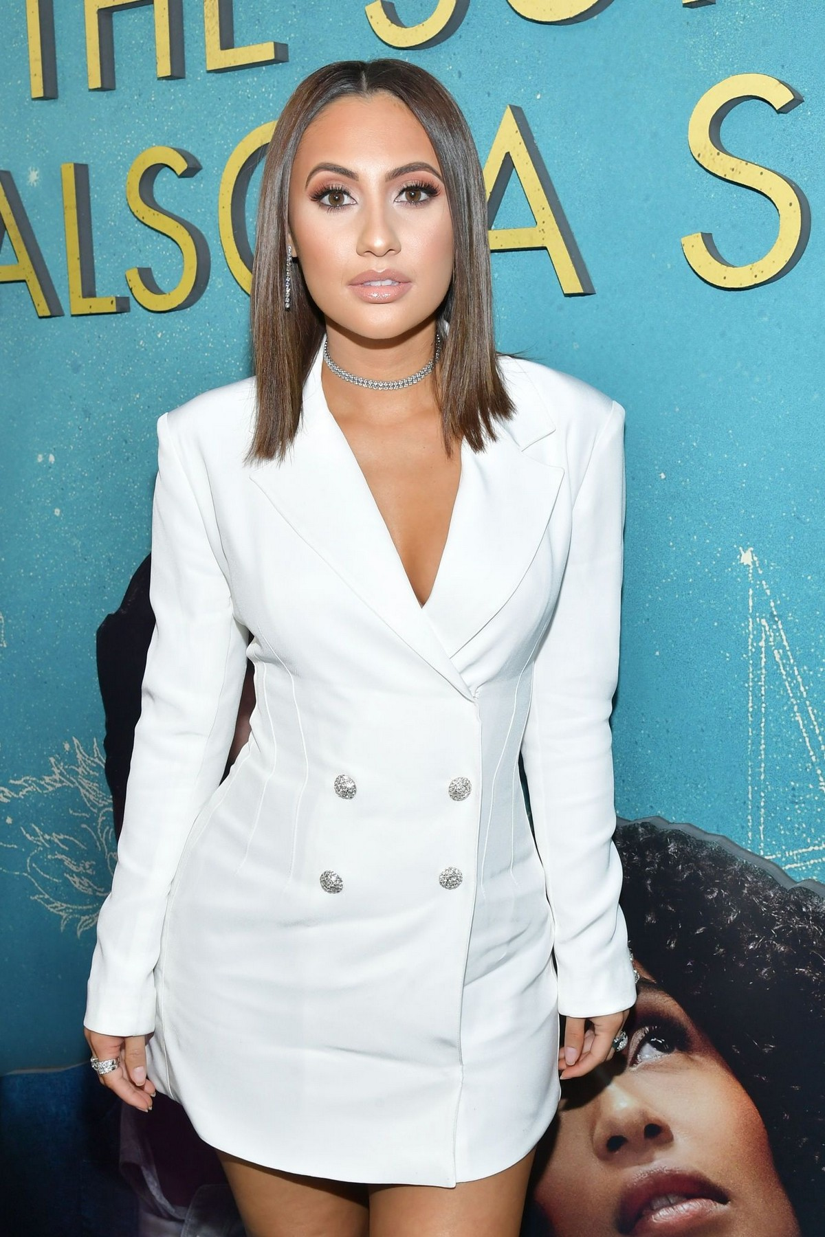 """Francia Raisa at World Premiere of Warner Bros """"The Sun is Also A Star"""" in Los Angeles 2019/05/13 2"""