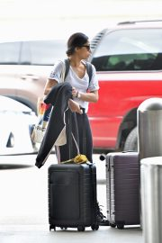 Freida Pinto Out at LAX Airport in Los Angeles 2019/05/02 3