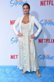 "Gabrielle Anwar at Netflix's ""The Last Summer"" Special Screening in Hollywood 2019/04/29 2"
