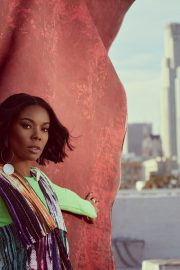 Gabrielle Union Cover Photoshoot for US Glamour Magazine, May 2019 1