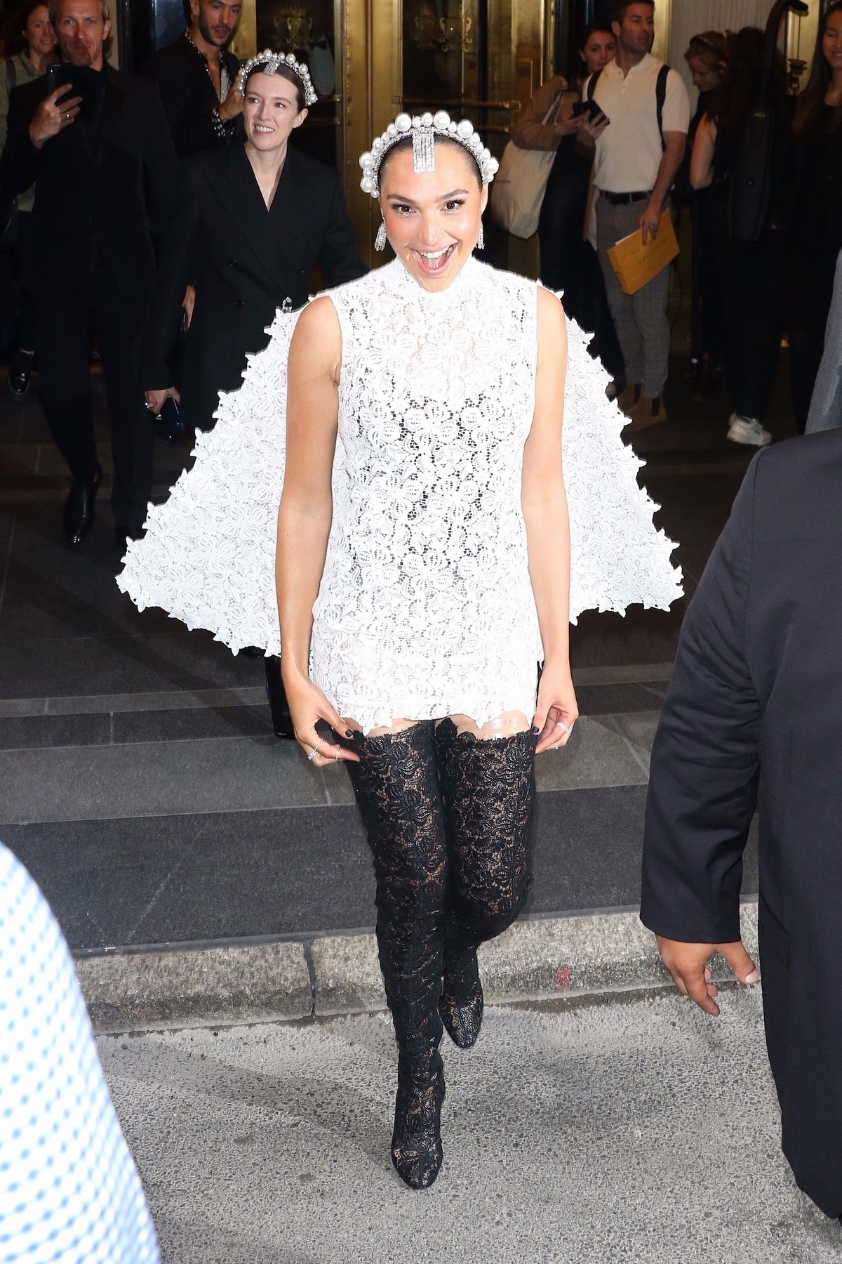 Gal Gadot at The 2019 Met Gala in New York 2019/05/06 1