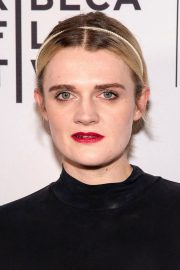 """Gayle Rankin at """"Blow The Man Down"""" Premiere at the 2019 Tribeca Film Festival in New York 2019/04/26 2"""