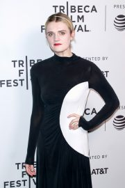 """Gayle Rankin at """"Blow The Man Down"""" Premiere at the 2019 Tribeca Film Festival in New York 2019/04/26 4"""