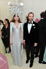 Gemma Chan at The Mark Hotel for the 2019 'Camp: Notes on Fashion' Met Gala in New York 2019/05/06 1