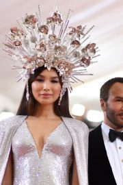 Gemma Chan at The Mark Hotel for the 2019 'Camp: Notes on Fashion' Met Gala in New York 2019/05/06 4