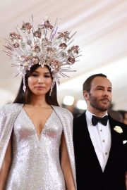 Gemma Chan at The Mark Hotel for the 2019 'Camp: Notes on Fashion' Met Gala in New York 2019/05/06 6