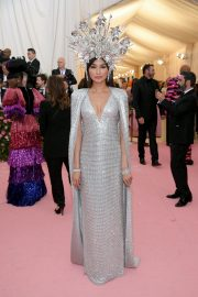 Gemma Chan at The Mark Hotel for the 2019 'Camp: Notes on Fashion' Met Gala in New York 2019/05/06 7