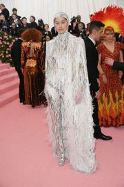 Gigi Hadid at The 2019 Met Gala Celebrating Camp: Notes on Fashion in New York 2019/05/06 2