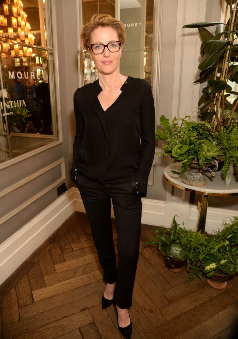 "Gillian Anderson at ""Women in Film"" Luncheon at The Corinthia Hotel in London 2019/05/01 1"