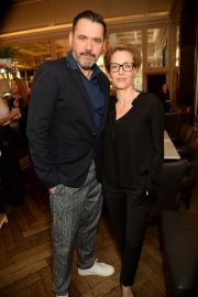 """Gillian Anderson at """"Women in Film"""" Luncheon at The Corinthia Hotel in London 2019/05/01 5"""