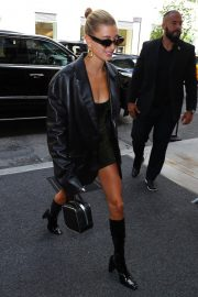 Hailey Baldwin Arrives at Her Hotel in New York 2019/05/06 5
