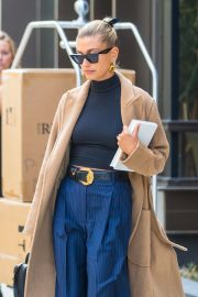 Hailey Baldwin Out Her Brooklyn Apartment in New York 2019/05/02 4