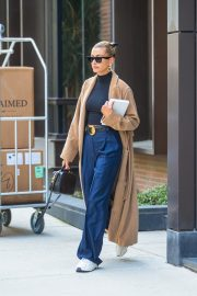 Hailey Baldwin Out Her Brooklyn Apartment in New York 2019/05/02 5