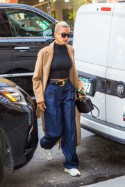 Hailey Baldwin Out Her Brooklyn Apartment in New York 2019/05/02 15