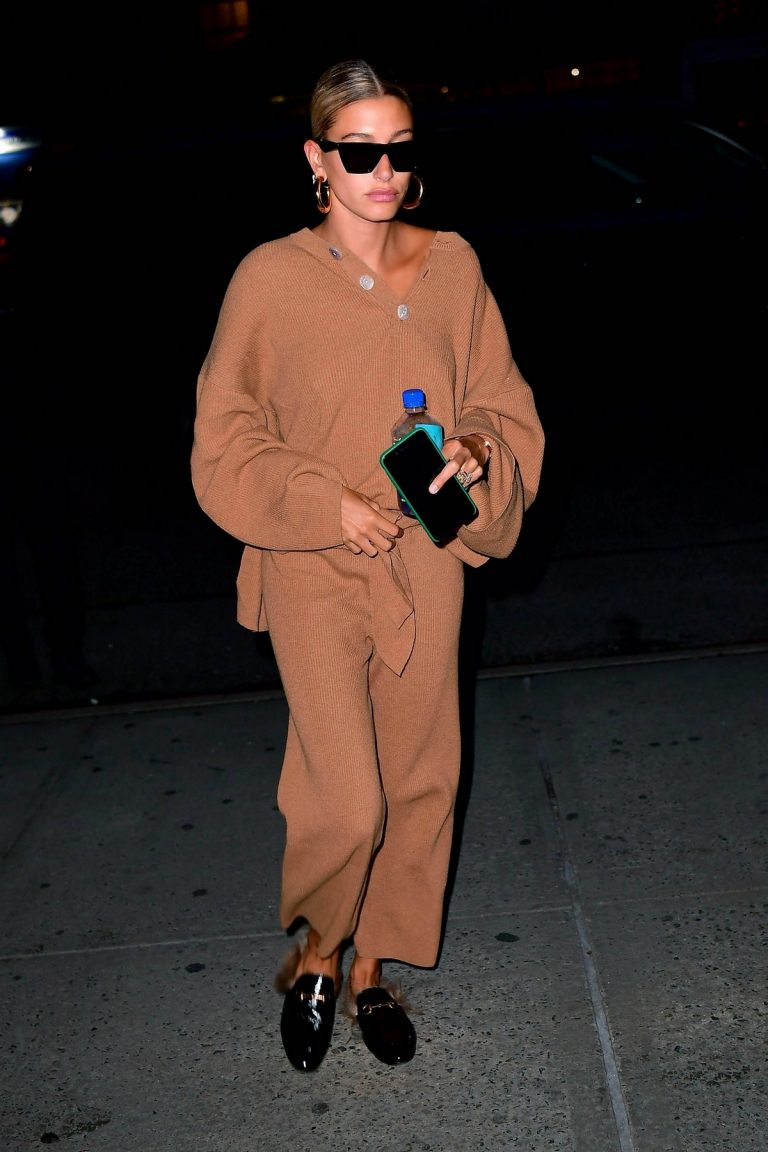 Hailey Bieber at the Bowery Hotel in New York 2019/05/03 1