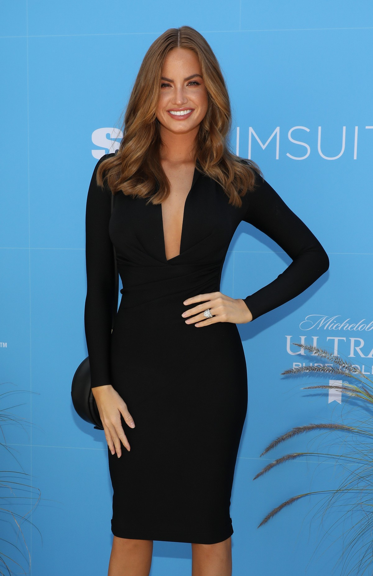 Haley Kalil at Sports Illustrated Swimsuit 2019 at Ice Palace in Miami 2019/05/10 10