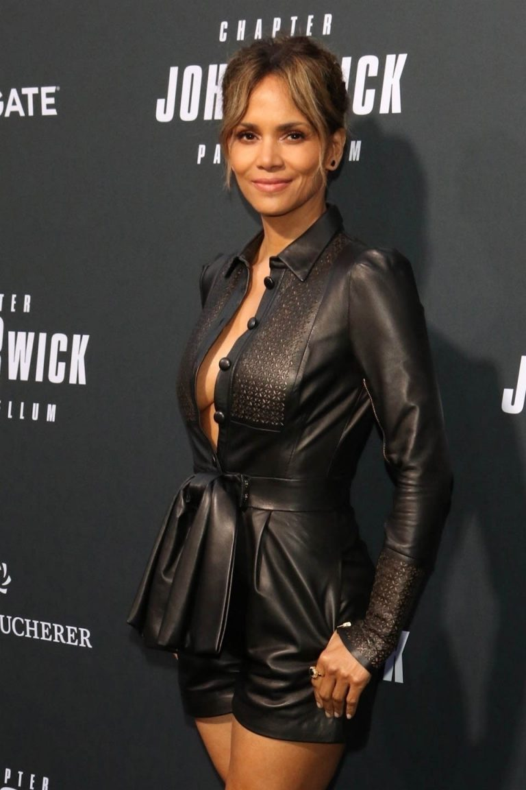 "Halle Berry at Special Screening of ""John Wick 3 – Parabellum"" in Hollywood 2019/05/15 2"