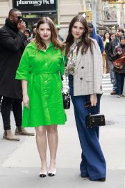 Hannah Murray Arrives at AOL's Build Series in New York City 2019/05/01 3