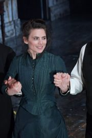 """Hayley Atwell attends Night Party for """"Rosmersholm"""" at Browns in London 2019/05/02 1"""