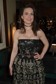 """Hayley Atwell attends Night Party for """"Rosmersholm"""" at Browns in London 2019/05/02 5"""