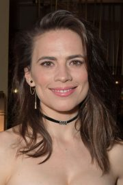 """Hayley Atwell attends Night Party for """"Rosmersholm"""" at Browns in London 2019/05/02 8"""