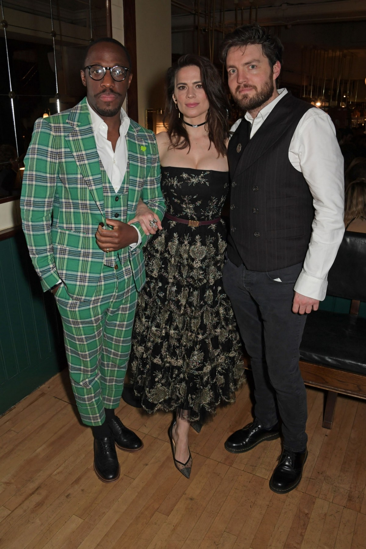 "Hayley Atwell attends Night Party for ""Rosmersholm"" at Browns in London 2019/05/02 13"