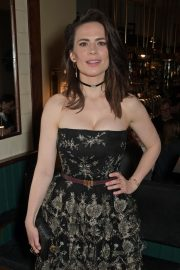 """Hayley Atwell attends Night Party for """"Rosmersholm"""" at Browns in London 2019/05/02 14"""