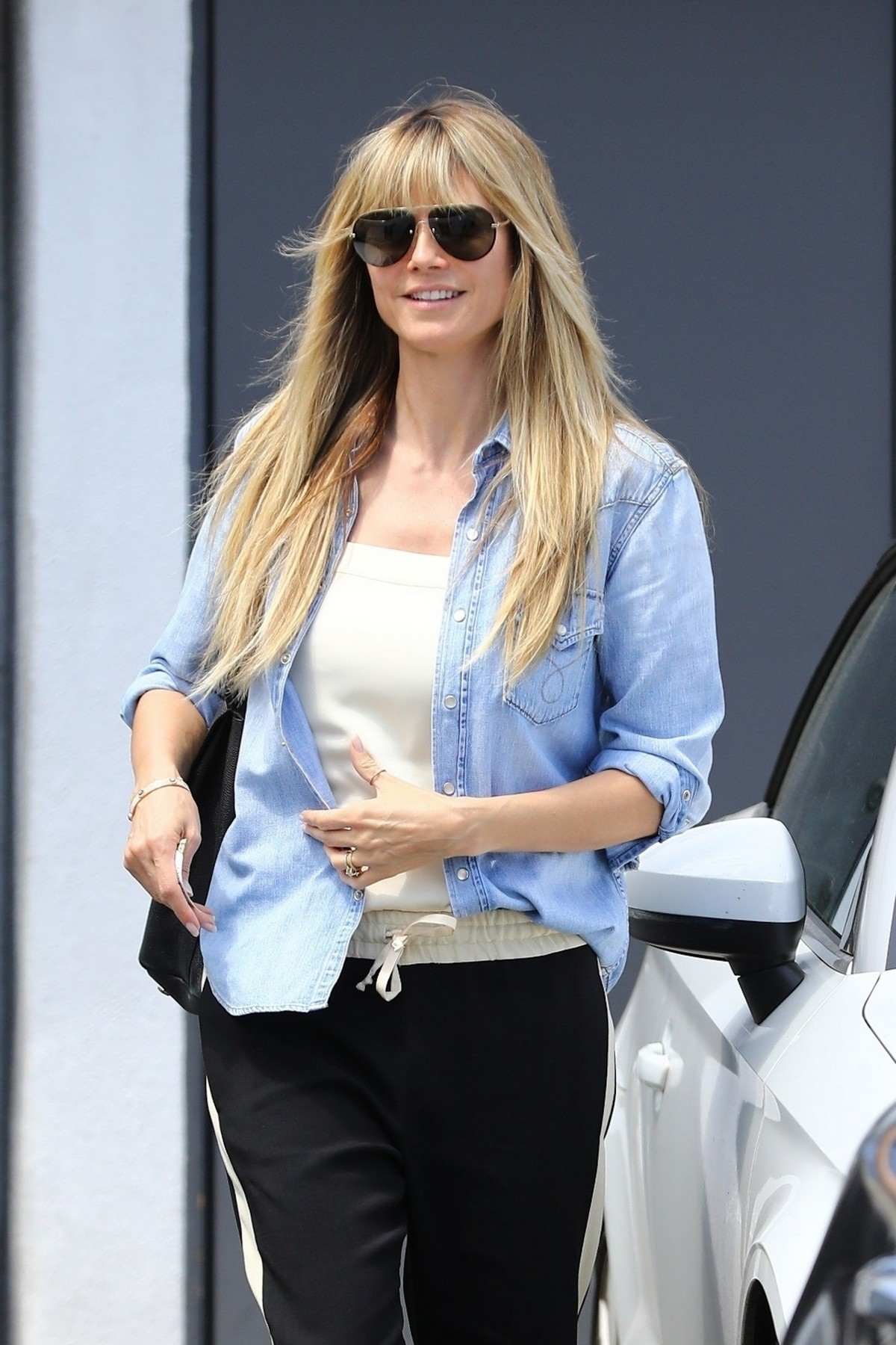 Heidi Klum Out of a Los Angeles 2019/05/06 1