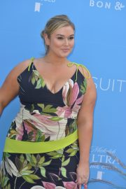 Hunter McGrady at the Sports Illustrated Swimsuit at Ice Palace Film Studios 2019/05/10 1