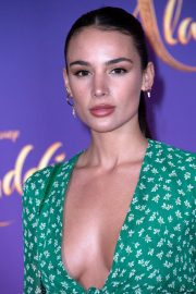 """Jade Leboeuf Arrives The """"Aladdin"""" Screening at Le Grand Rex in Paris 2019/05/08 1"""