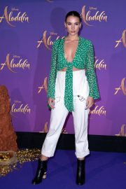 """Jade Leboeuf Arrives The """"Aladdin"""" Screening at Le Grand Rex in Paris 2019/05/08 2"""