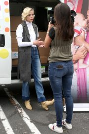 Jaime King at Rainbow Light and Vitamin Angels To Help Women in Need 2019/04/30 5