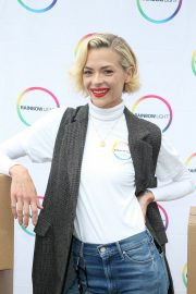 Jaime King at Rainbow Light and Vitamin Angels To Help Women in Need 2019/04/30 12