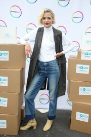 Jaime King at Rainbow Light and Vitamin Angels To Help Women in Need 2019/04/30 13