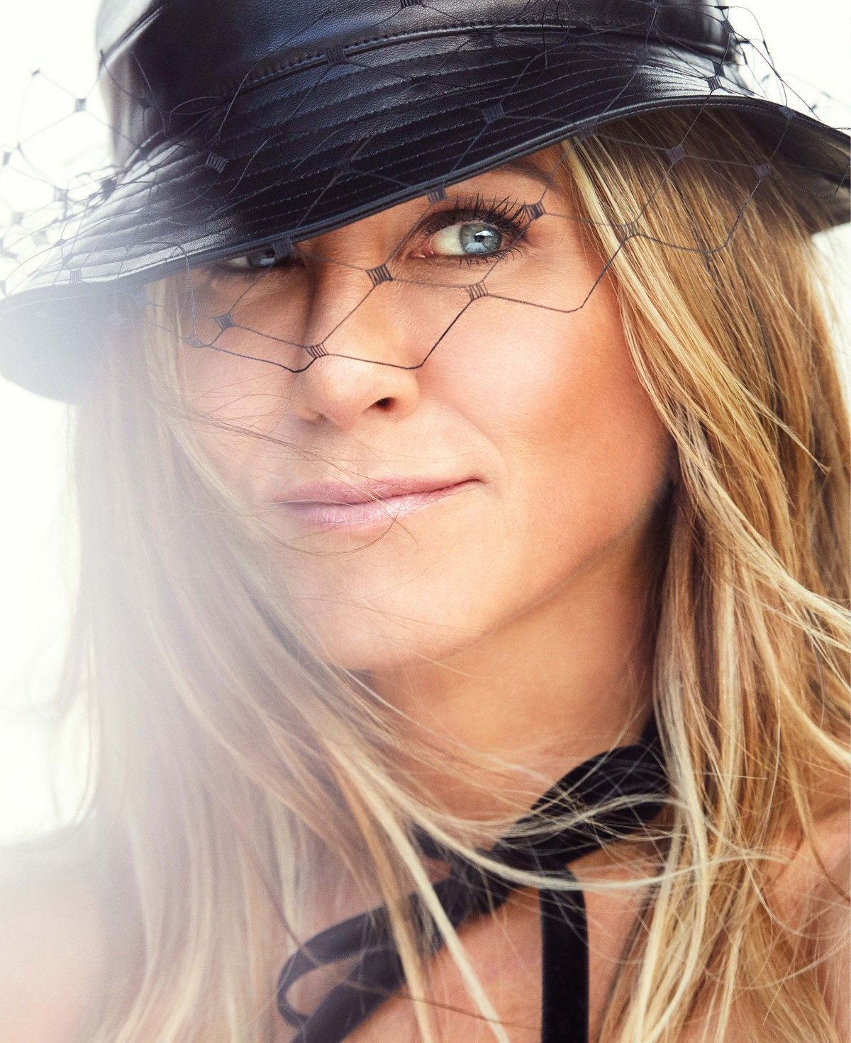 Jennifer Aniston Cover Photoshoot for Harper's Bazaar US Magazine, June/July 2019 1