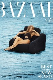 Jennifer Aniston Cover Photoshoot for Harper's Bazaar US Magazine, June/July 2019 3