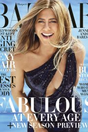 Jennifer Aniston Cover Photoshoot for Harper's Bazaar US Magazine, June/July 2019 6