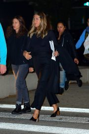Jennifer Aniston Late Night Shoot for Her Upcoming Movie 2019/05/10 2